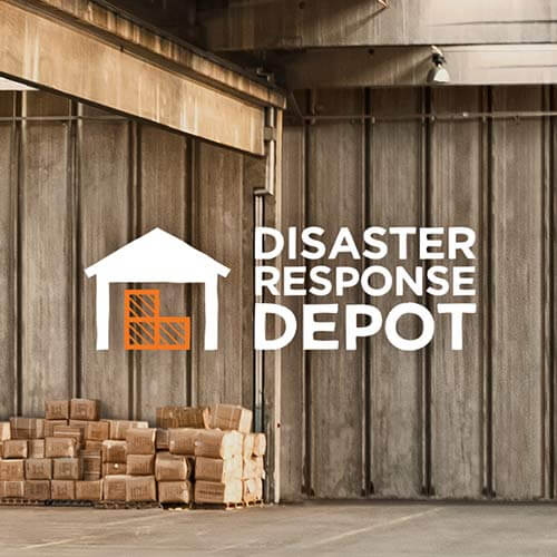 CARE Australia – Disaster Relief Depot – microsite