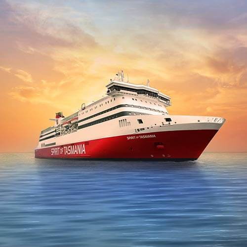 Spirit of Tasmania Refurbishment – microsite